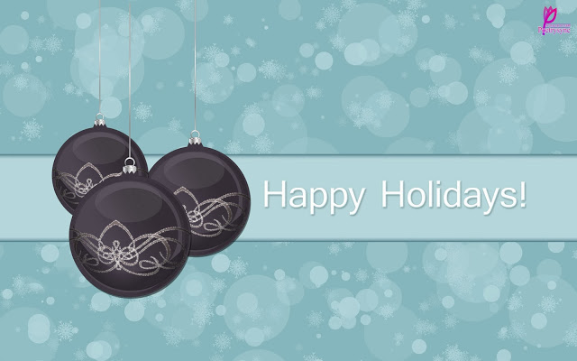 Wonderful Happy Holiday Wishes Message Image