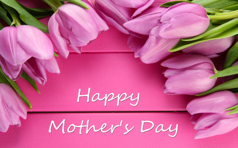 Wonderful Mom Happy Mothers Day Wishes Image