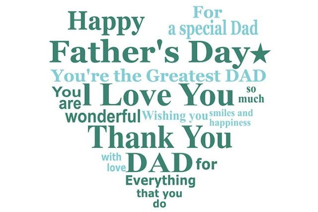 Wonderful Quotes Happy Father's Day