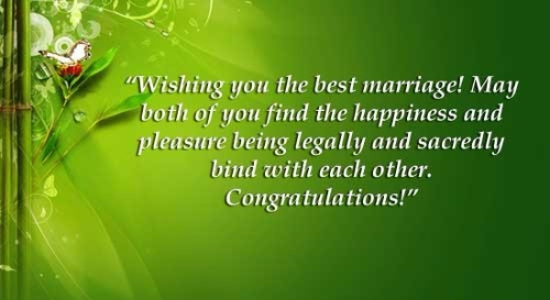 Wonderful Wedding Quotes Image