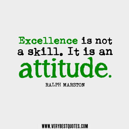 Short Attitude Quotes