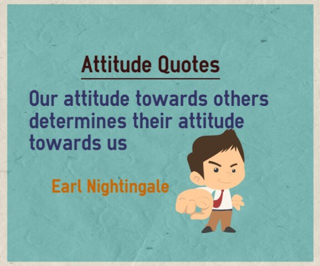 Short Attitude Quotes  027