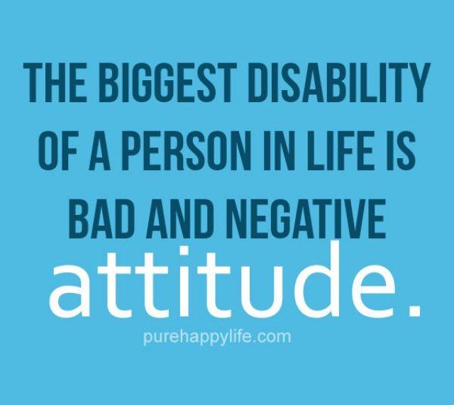 Short Attitude Quotes  025