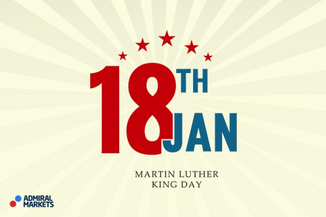 18th Jan Martin Luther King Jr Image