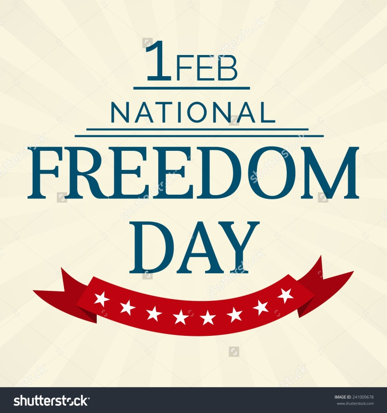 1st National Freedom Day Wishes Picture