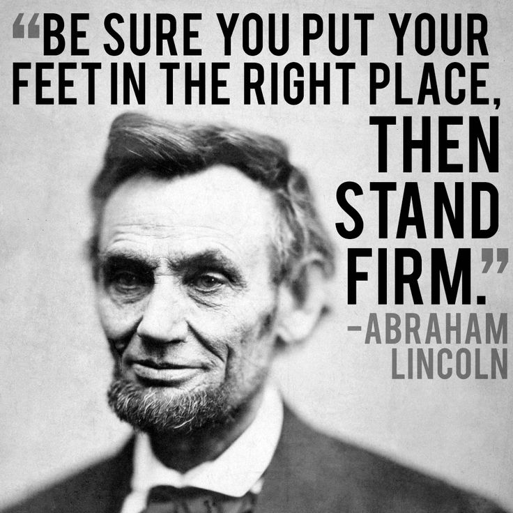 Abraham Lincoln Quotes Sayings 02