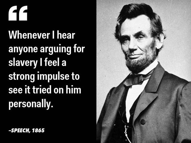 Abraham Lincoln Quotes Sayings 17