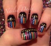 ultimate birthday nails art