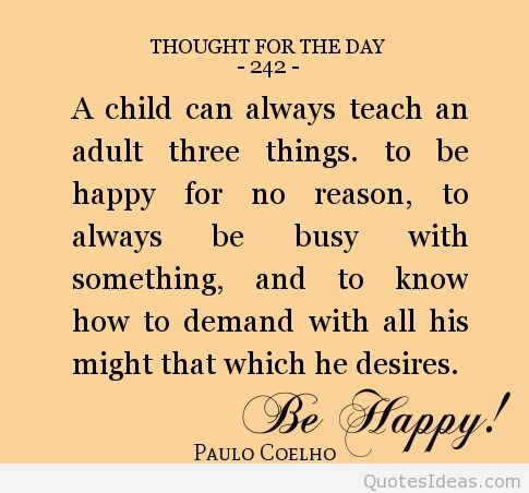 Best Children's Day Quotes Image