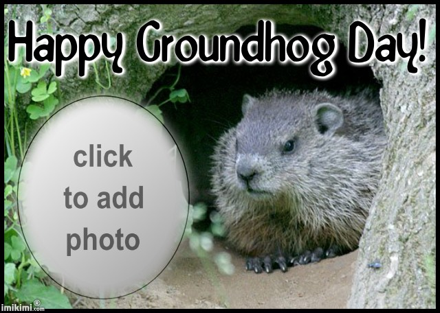 Best Wishes For Friends Happy Groundhog Day Wishes