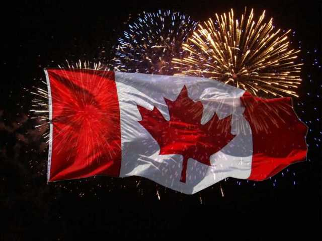 Best Wishes Happy Canada Day Greeting Image To You