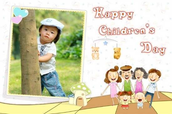 Best Wishes Happy Children's Day Wishes Image