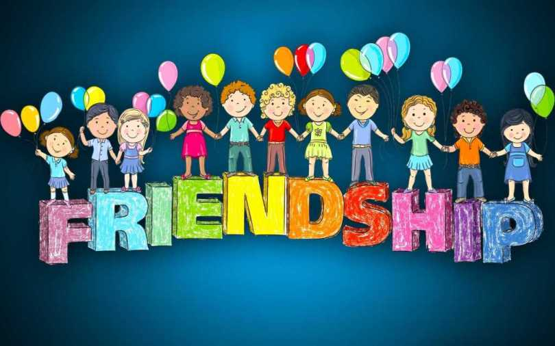 Best Wishes Happy Friendship Day Greetings
