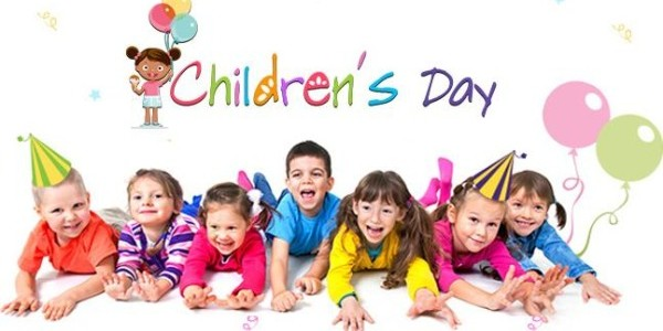 Best Wishes On happy Children's Day Greetings Image