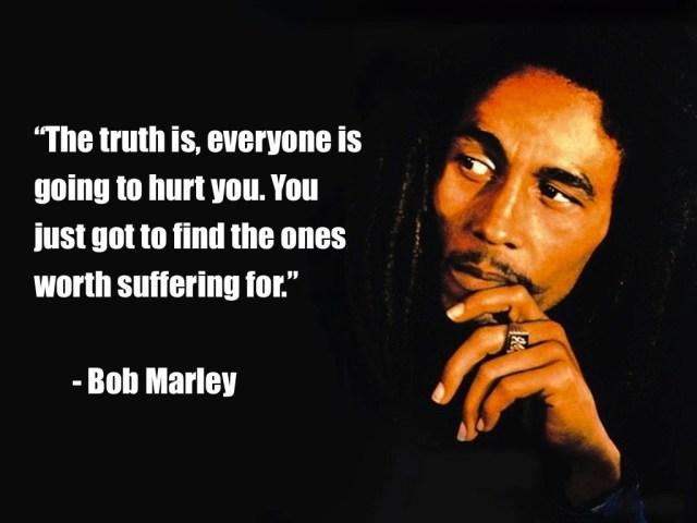 Bob Marley Quotes Sayings 10