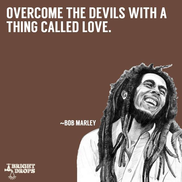 Bob Marley Quotes Sayings 18
