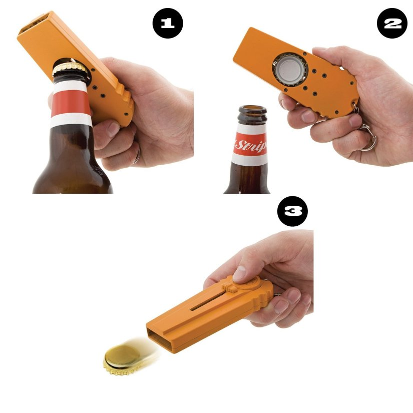 Bottle Cap Gun 001