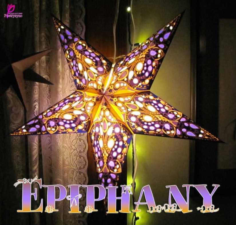 Celebrate Happy Epiphany Greetings
