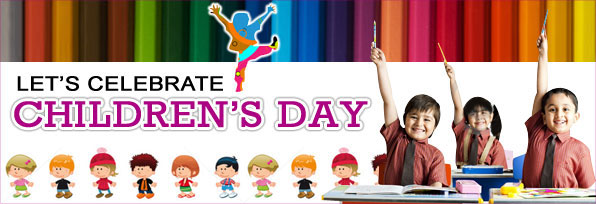 Celebrate The Childrens Day Wishes Image