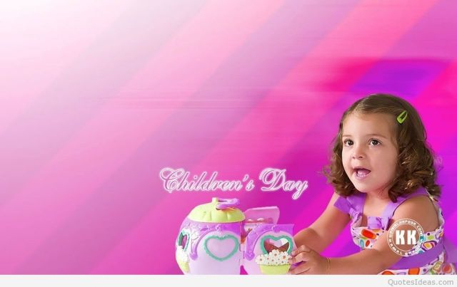 Children's Day Wishes For Everyone Image