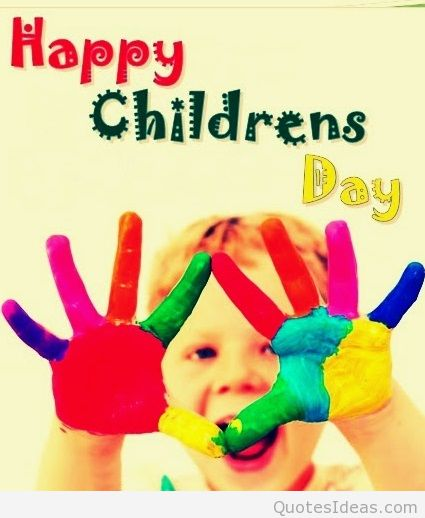 Children's Day Wishes Wallpaper
