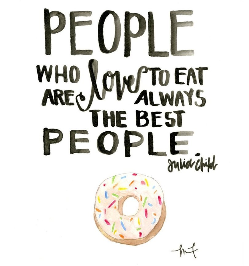 Food Sayings and Quotes 035