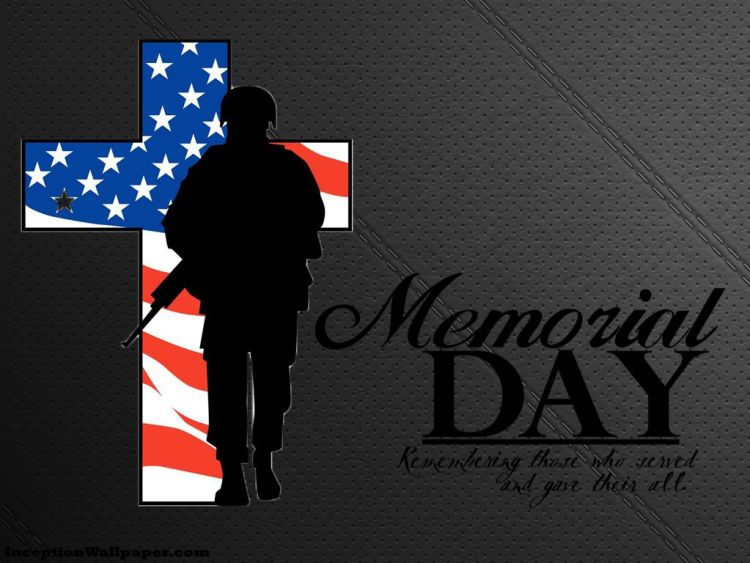 For Love Of Country Memorial Day Wallpaper