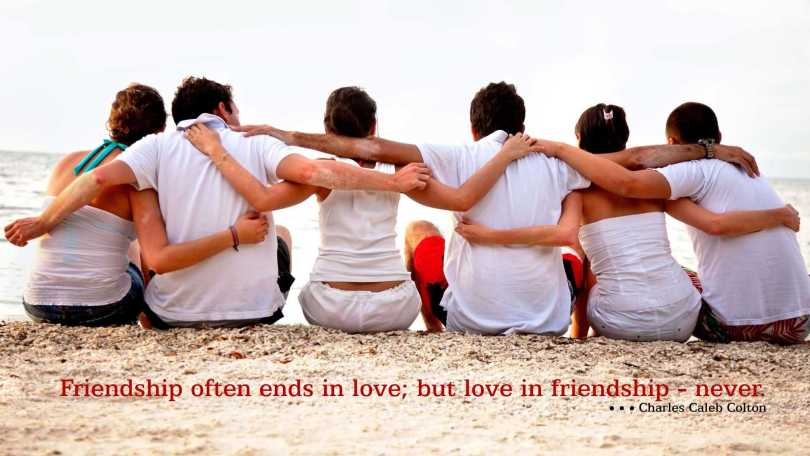 Friendship Quotes Happy Friendship Day Wishes Image
