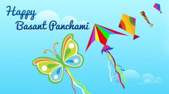 Happy Basant Panchami Best Wishes Image