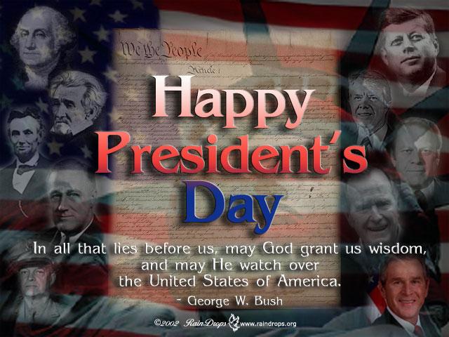 Happy Birthday Mr. President Washington's Birthday Wishes Message Image