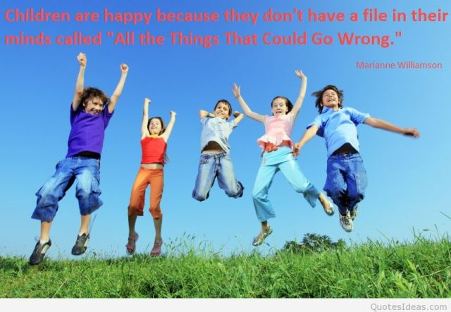 Happy Children's Day Wishes Quotes Image