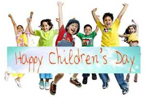 Happy Children's Day Wishes