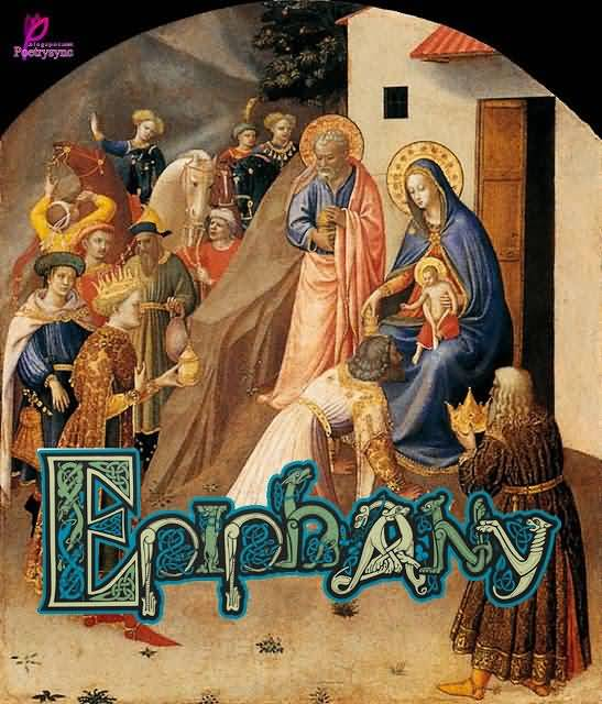 Happy Epiphany Best Wishes Image
