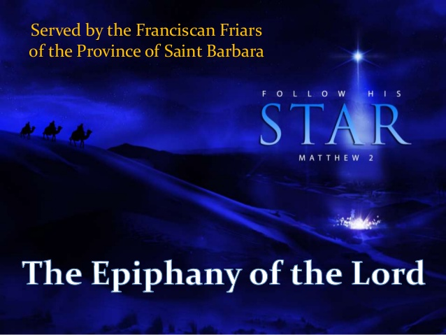 Happy Epiphany Wishes Message Image