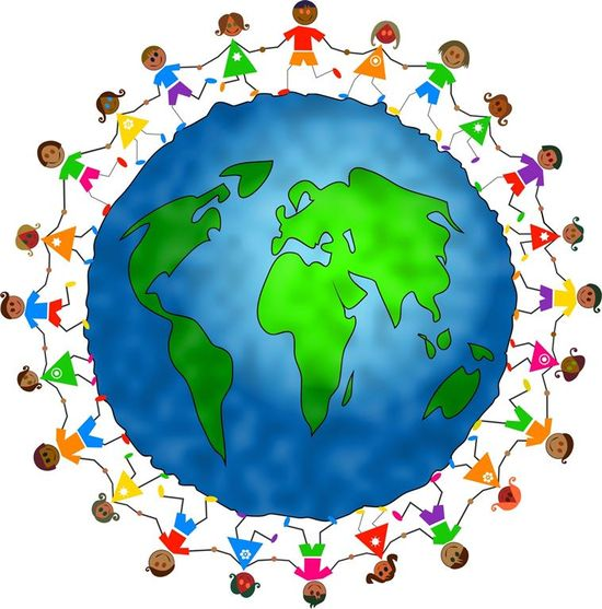 Happy World Children's Day Wishes Image