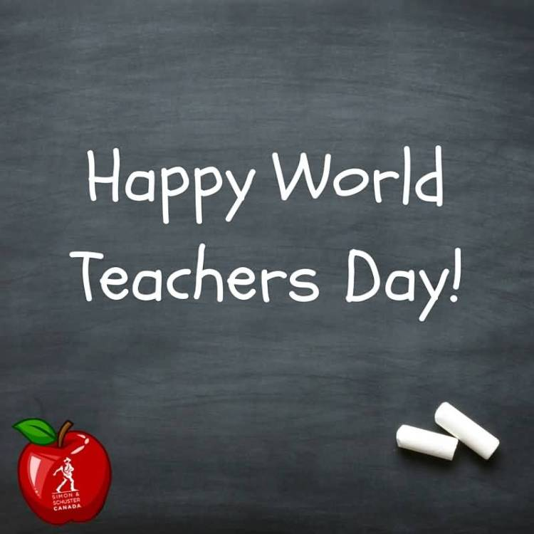 Happy World Teacher's Day Wishes Wallpaper