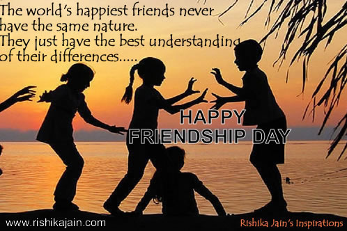 Have A Happy Friendship Day Message Image