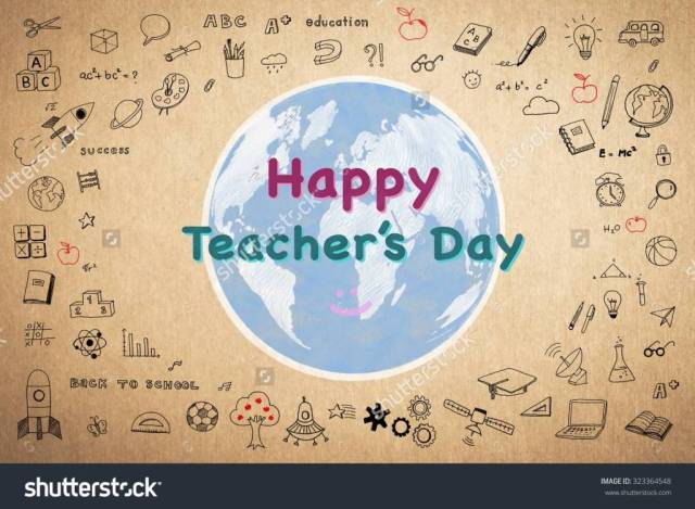 Have A Wonderful Teacher's Day Wishes Image