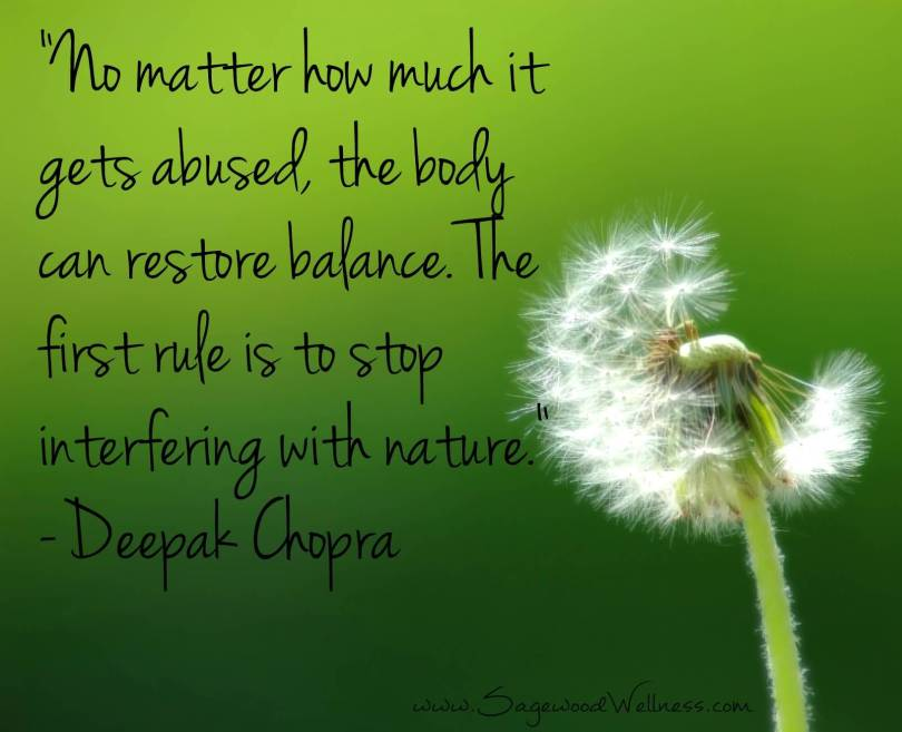 Health Quotes no matter how much it gets abused the body can restore balance