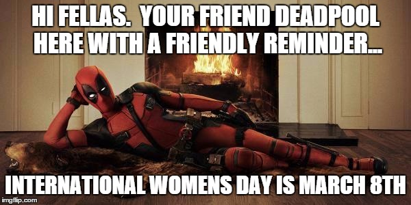 Hi Fell as. Your Friend Deadpool Here With A Deadpool Memes