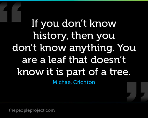 History Quotes If You Don't Know History Then You Don't Know Anything.