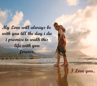 I Love You Happy Promise Day Greetings Image
