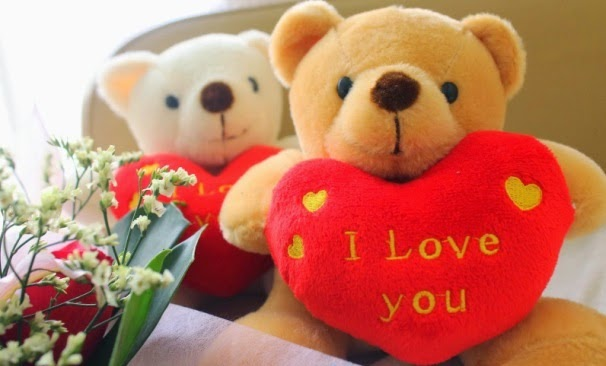 I Love You Happy Teddy Day Wishes Picture