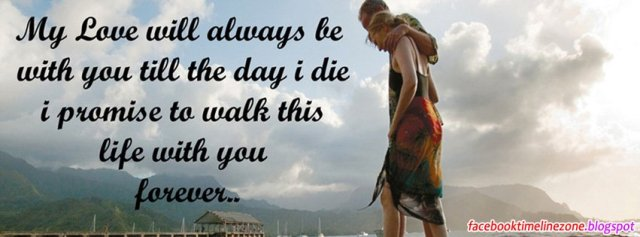 I Promise To Walk This Life With You Forever Happy Promise Day Image