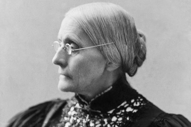 Images Of Susan B. Anthony