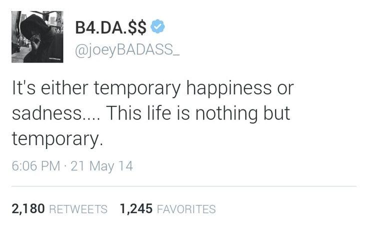 Joey Badass Quotes Sayings 03
