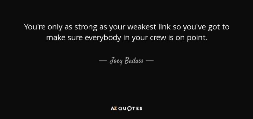 Joey Badass Quotes Sayings 06