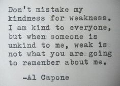 La Capone Quotes Sayings 5