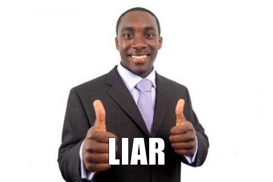 Liar Liar Memes Image