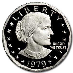 Liberty In God We Trust Susan B. Anthony